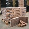 Euro Logs Half Pallet